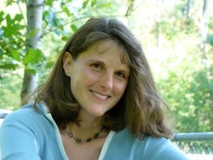 Kate Messner headshot