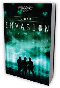 Invasion book cover