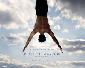 Peaceful Warrior movie poster