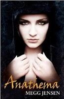 Anathema book cover