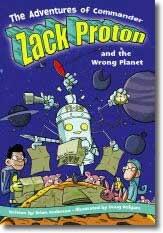 Zack Proton Book 3