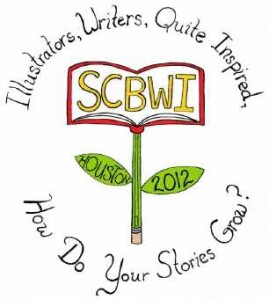 Houston SCBWI 2012 Conference logo