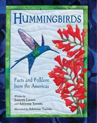 Hummingbirds: Facts and Folklore From the Americas book cover