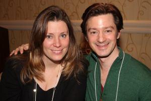 Kelly Murphy and Laurent Linn